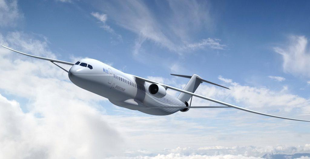 Boeing SUGAR Transonic Truss-braced Wing